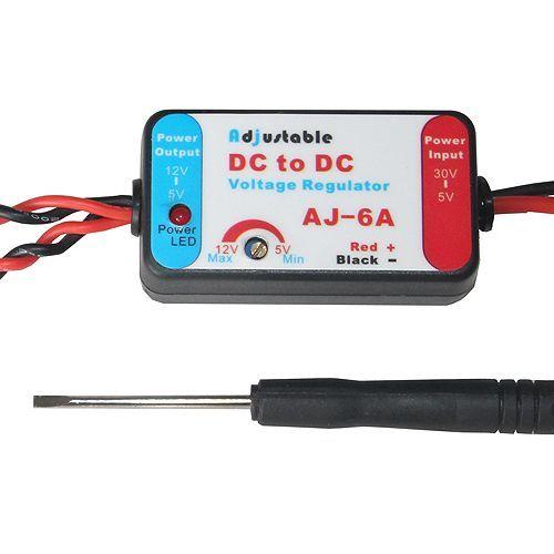 PowerSupply Modul 5-12V max 6A BEC für FPV einstellbar