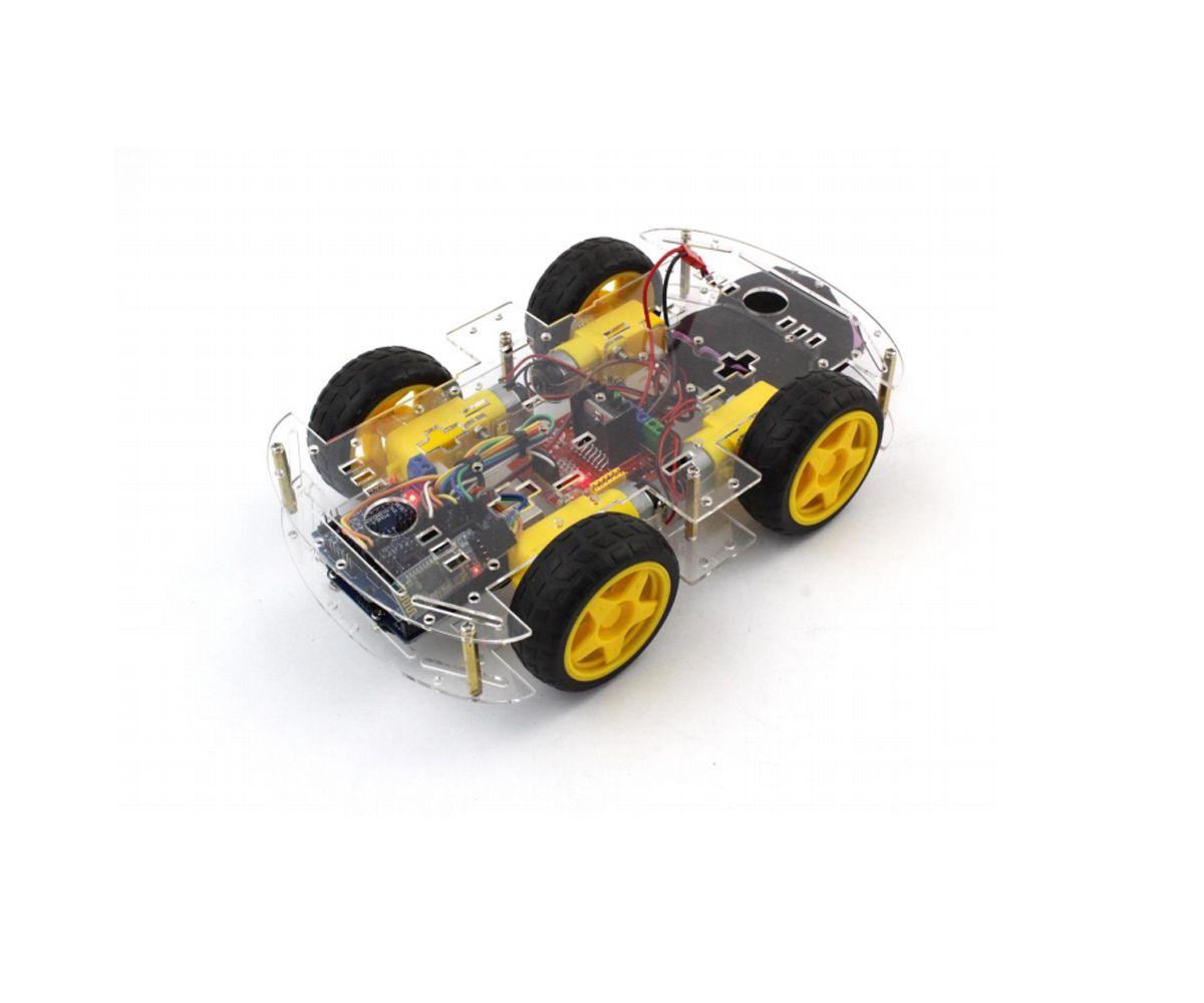 4WD Smartcar Roboter-Bausatz
