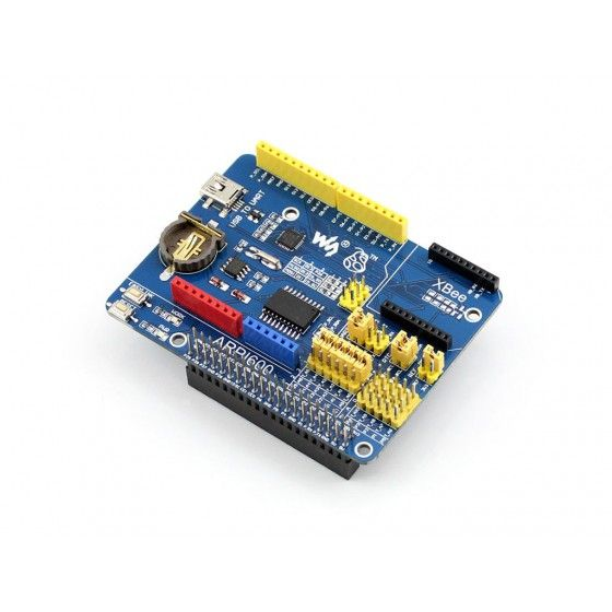 ARPI600 Adapter Board for Arduino und Raspberry Pi