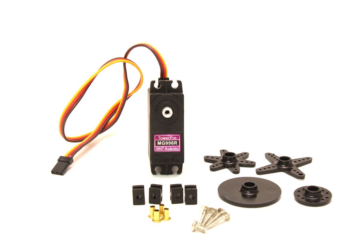 Tower Pro MG996R Digitaler Servo mit Metallgetriebe 360-