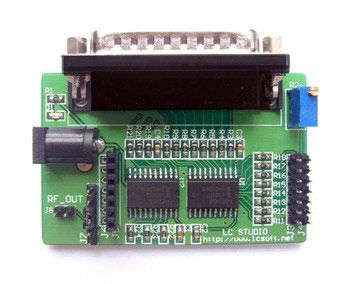 AD9850 AD9851 DDS Control panel