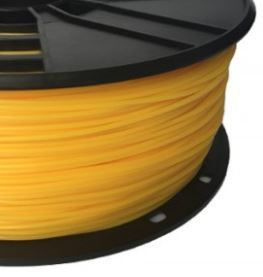 Your Droid TPE Sample Yellow 1.75mm 60g
