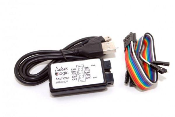 USB Logic Analyzer 24MHz 8CH