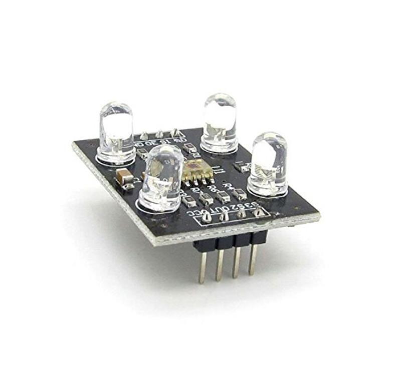 TCS230 - TCS3200 Farberkennungsensor