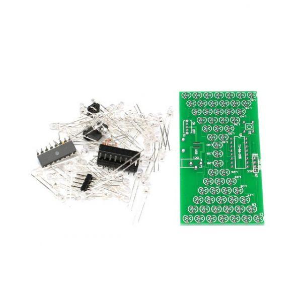 Bausatz: Elektronische LED Sanduhr
