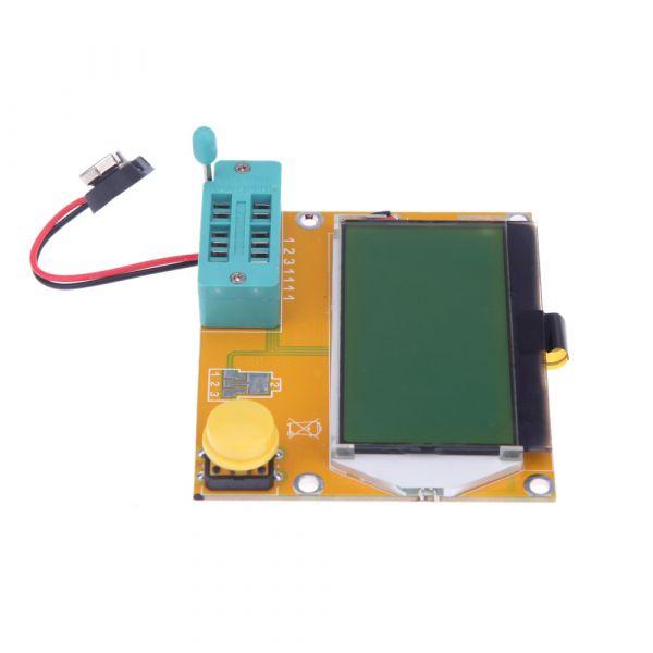 LCR - T4 Transistor-, Kondenstator-, Widerstandstester