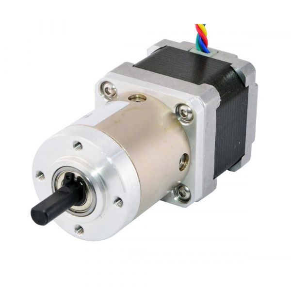 Nema 14 Schrittmotor mit Planetengetriebe 114HS13-0804S-PG19