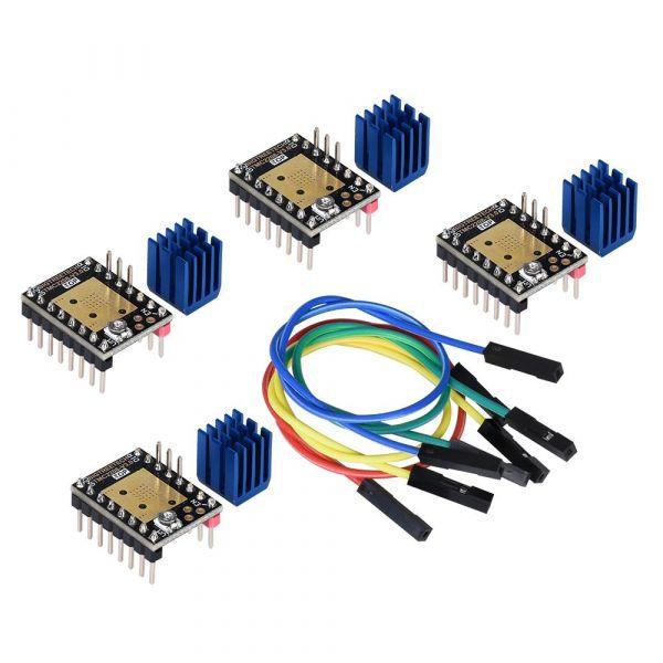 5x Bigtreetech TMC2208 V3.0 Schrittmotortreiber UART