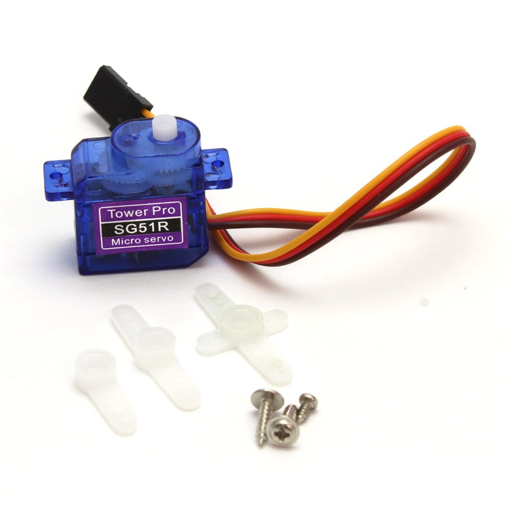 Tower Pro SG51R Digitaler Micro Servo 5g