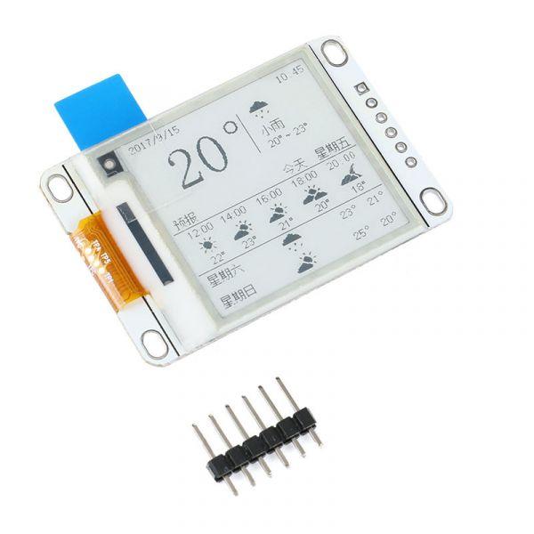 """e-Paper Display Modul 1.54"""" 200x200"""
