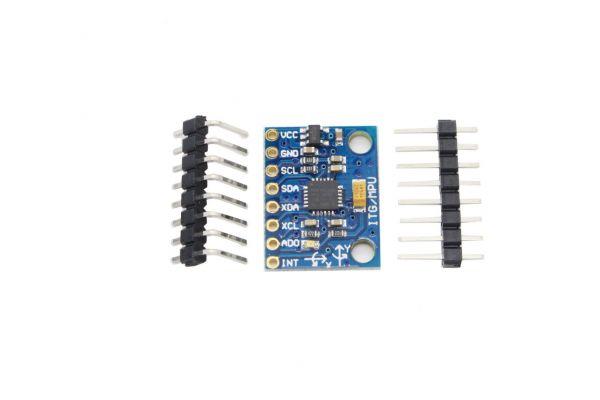 3-Achsen Beschleunigungs-/ Lagesensor - GY-521 MPU-6050