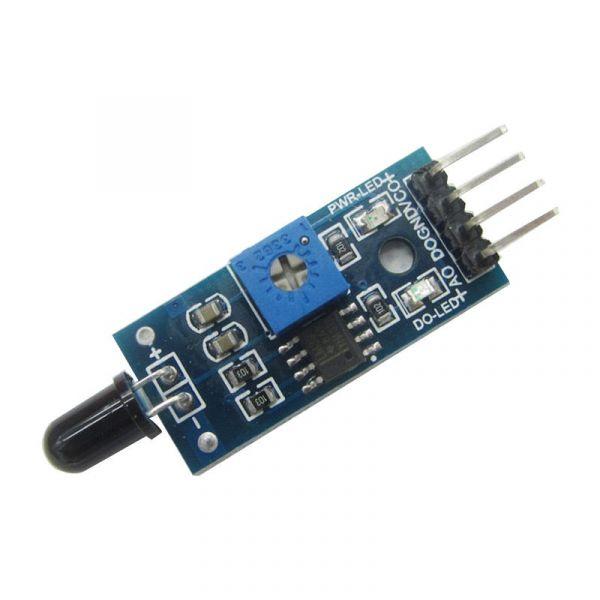 Flammensensor Infrarotempfänger Modul mit LM393 Chip