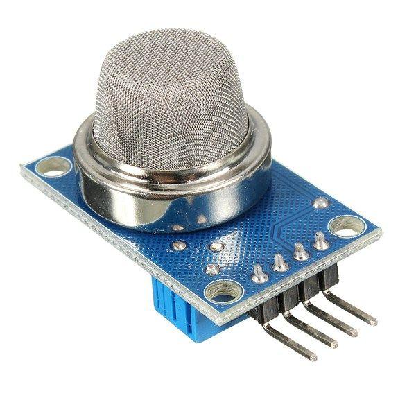 MQ-135 Sensor für Luftqualität, Benzon, Alkohol, Rauch