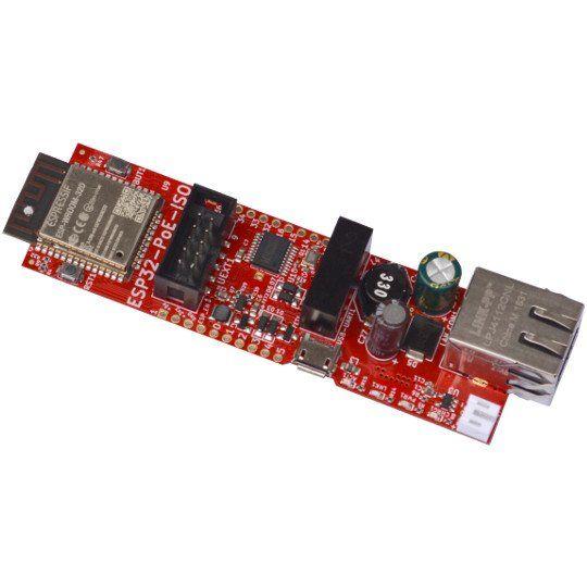 Olimex ESP32-POE-ISO IoT Entwicklungsboard