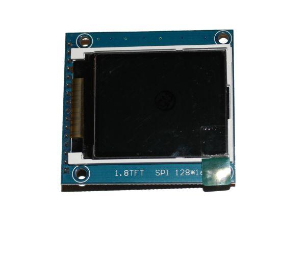 """1,8"""" TFT LCD für Arduino, STM32, Raspberry Pi uvm."""