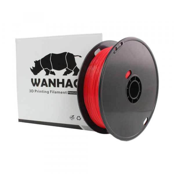 Wanhao PLA Filament Rot 1.75mm