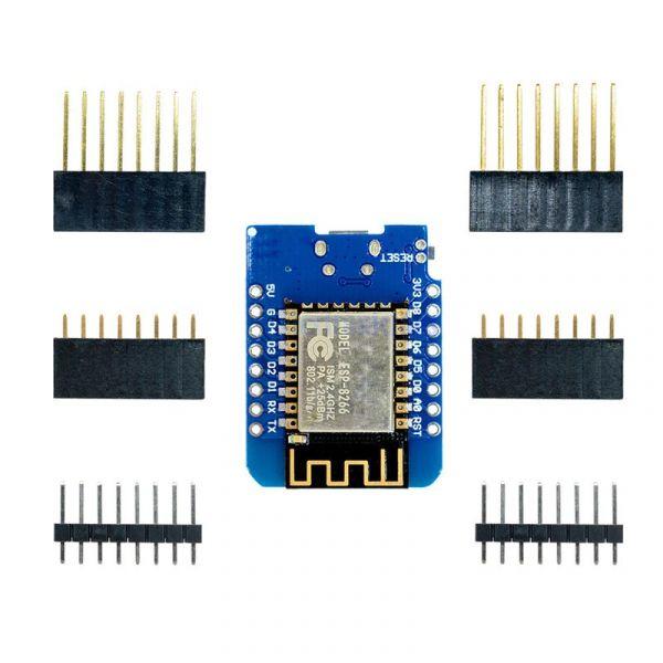 Wemos D1 Mini Arduino kompatibles Board mit WIFI ESP8266