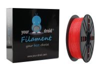 Your Droid PLA Filament Red 1.75mm