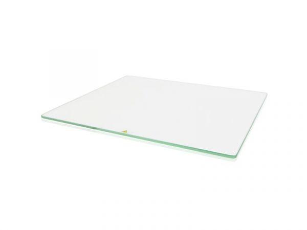 Glasplatte für Heizbett