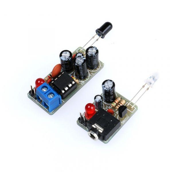 Bausatz: Infrarot Audioübertragung