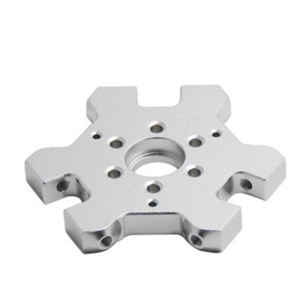 M3 Delta Kossel Fisheye Effector für J-Head V6 Hotends