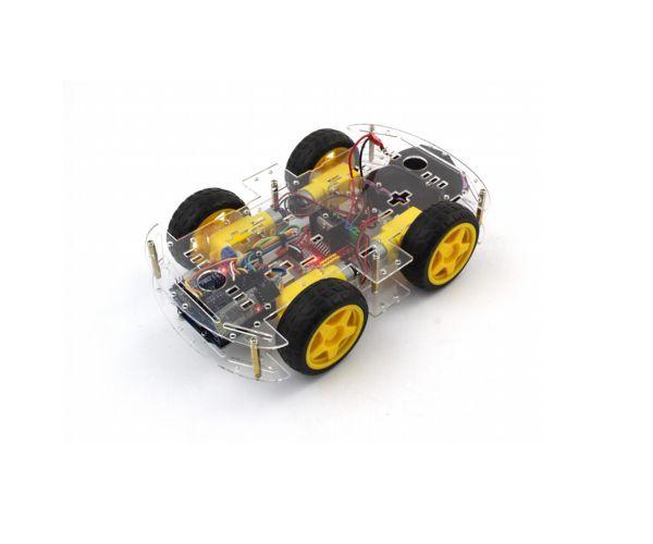 4WD Smartcar Roboter Bausatz