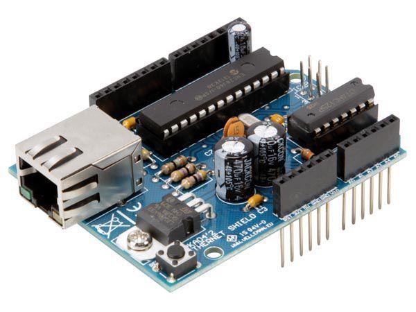 Velleman Bausatz KA04 Ethernet Shield für ARDUINO®