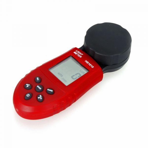 Luxmeter Photometer Luxmessgerät Lichtmesser Lichtmessgerät HS1010