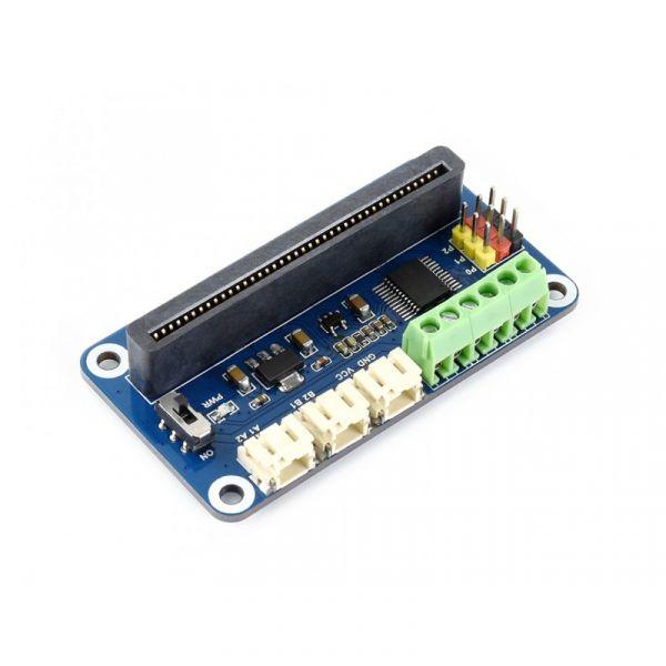 Waveshare micro:bit Motor/Servo Driver