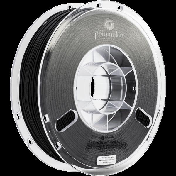 Polymaker PolyFlex TPU95 Filament Schwarz 1.75mm 750g