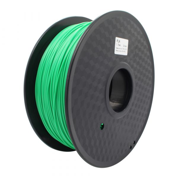 PLA green filament 1.75mm