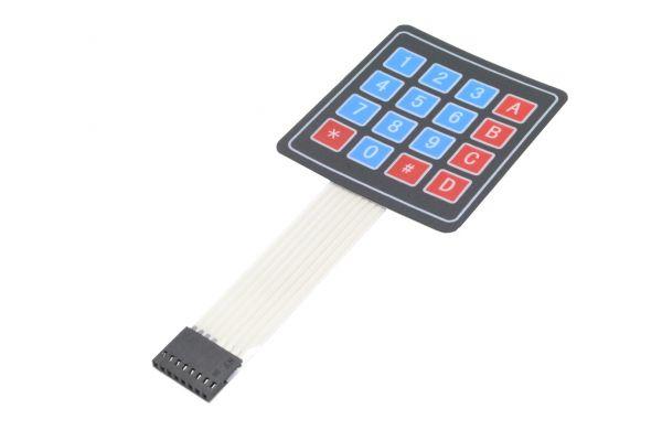 Keypad / Tastenfeld mit 16 Tasten