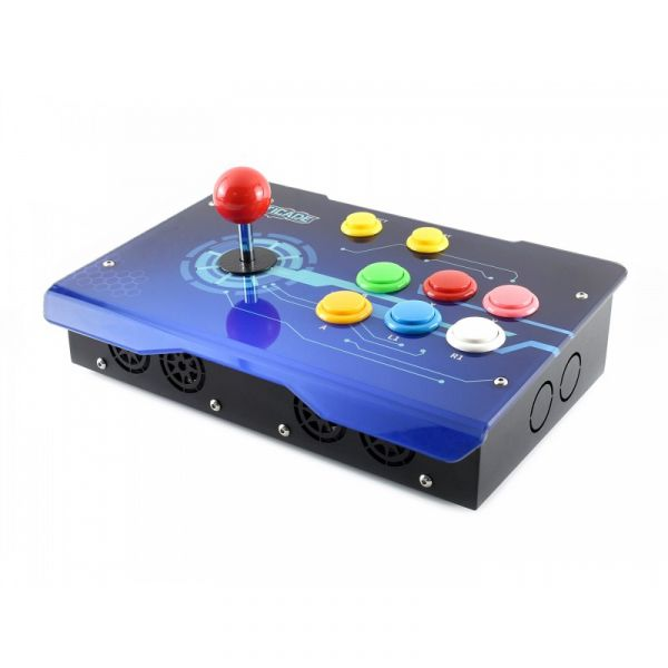 Bausatz: Raspberry Pi Arcade Konsole (ohne Pi) Arcade-C-1P