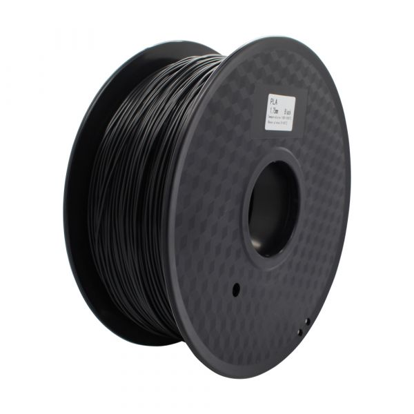 PLA black filament 3mm
