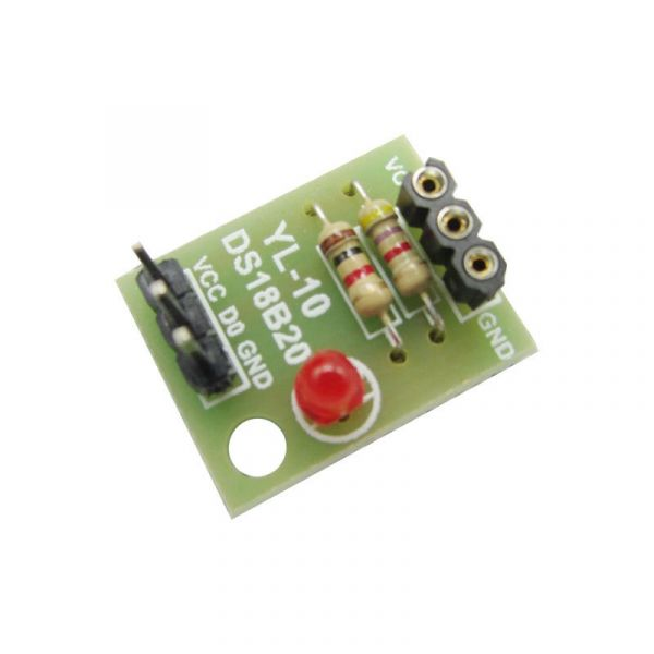 DS18B20 Modul ohne Sensor
