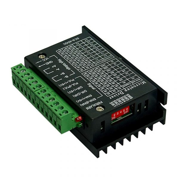 Schrittmotortreiber TB6600 1-Achse für WorkBee OX CNC Nema17/Nema 23 Schrittmotoren