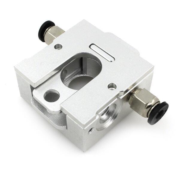 "MK8 ""Bulldog"" Bowden Vollmetall Extruder Bausatz (ohne Schrittmotor)"