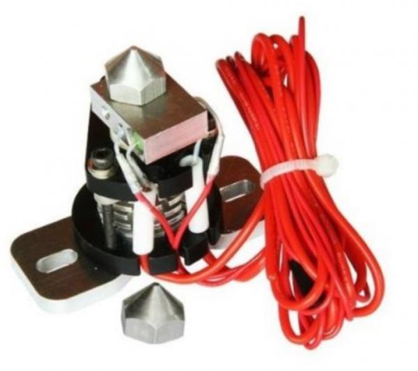 Budaschnozzle V2.0 Hochleistungs-Hotend 0.4mm für 1,75mm Filament