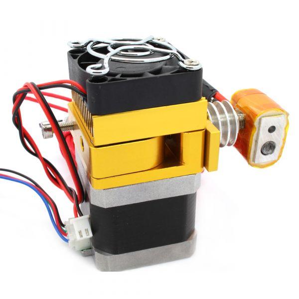 MK9 Extruder mit 0.4 mm Düse für 1.75 mm Filament