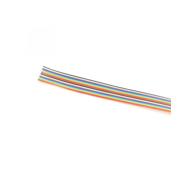 1 Meter Flachbandkabel 20-polig 1,27mm