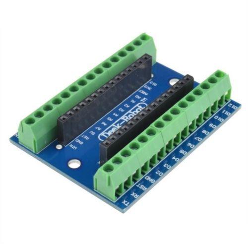 Arduino Nano V3.0 Terminal Adapter