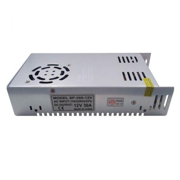 Netzteil 12V 30A 360W für 3D-Drucker