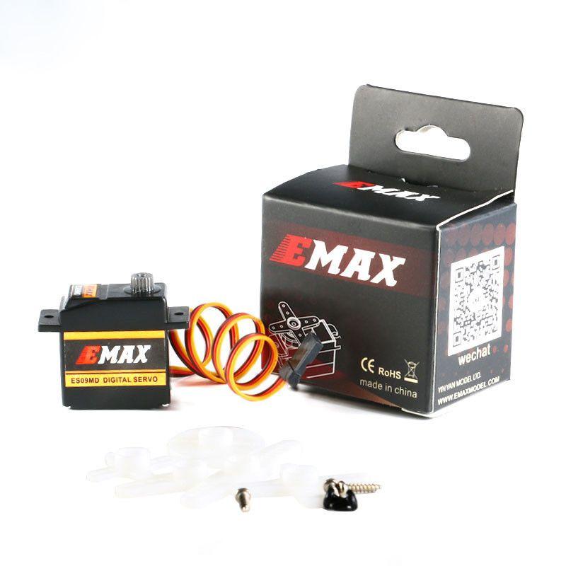 EMAX ES09MD Digitaler Mini Servo mit Metallgetriebe