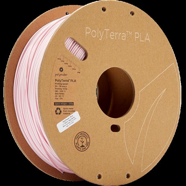 Polymaker PolyTerra PLA Filament Candy 1.75mm 1kg