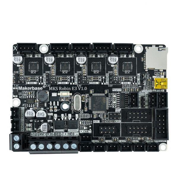 MKS Robin E3 3D-Drucker ARM 32Bit Mainboard mit integrierten TMC2209