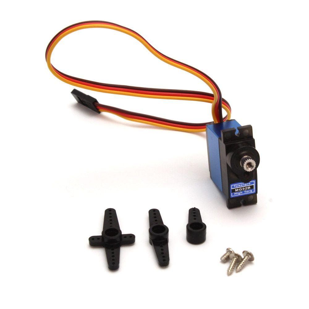 Tower Pro MG92B Digitaler Mini Servo mit Metallgetriebe