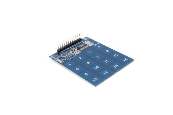 16 Kanal Touchsensormodul TTP229