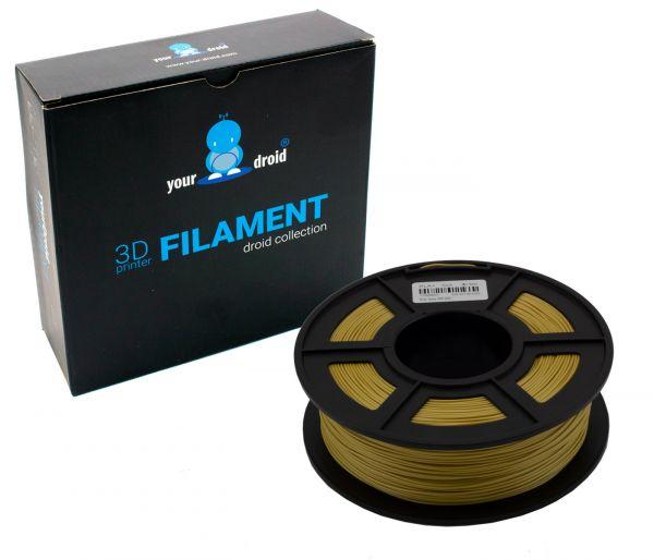 pla filament gold 1.75mm