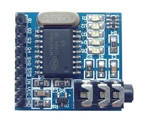 MT8870 DTMF Modul