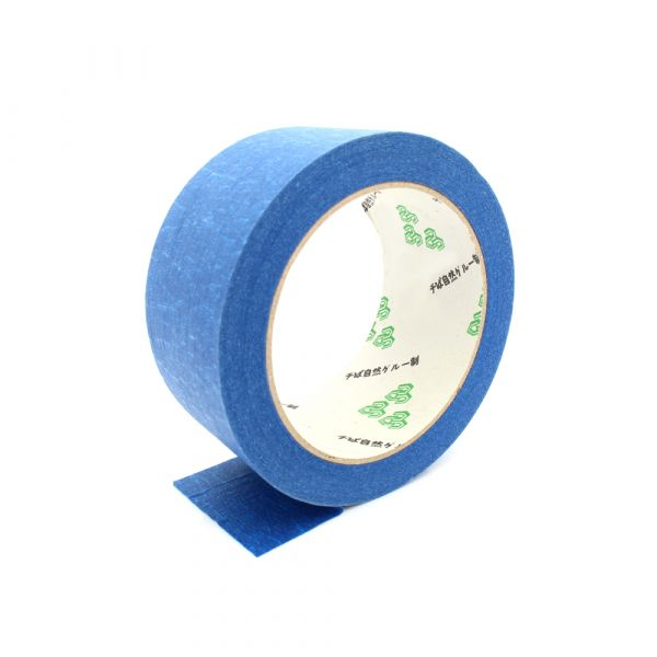 """Hitzebeständiges Klebeband """"Blue Tape"""" 50mm x 50m"""